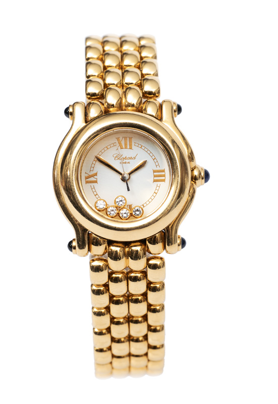 "Damen-Armbanduhr ""Happy Sport"" von Chopard"
