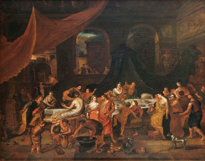 The Feast of Cleopatra