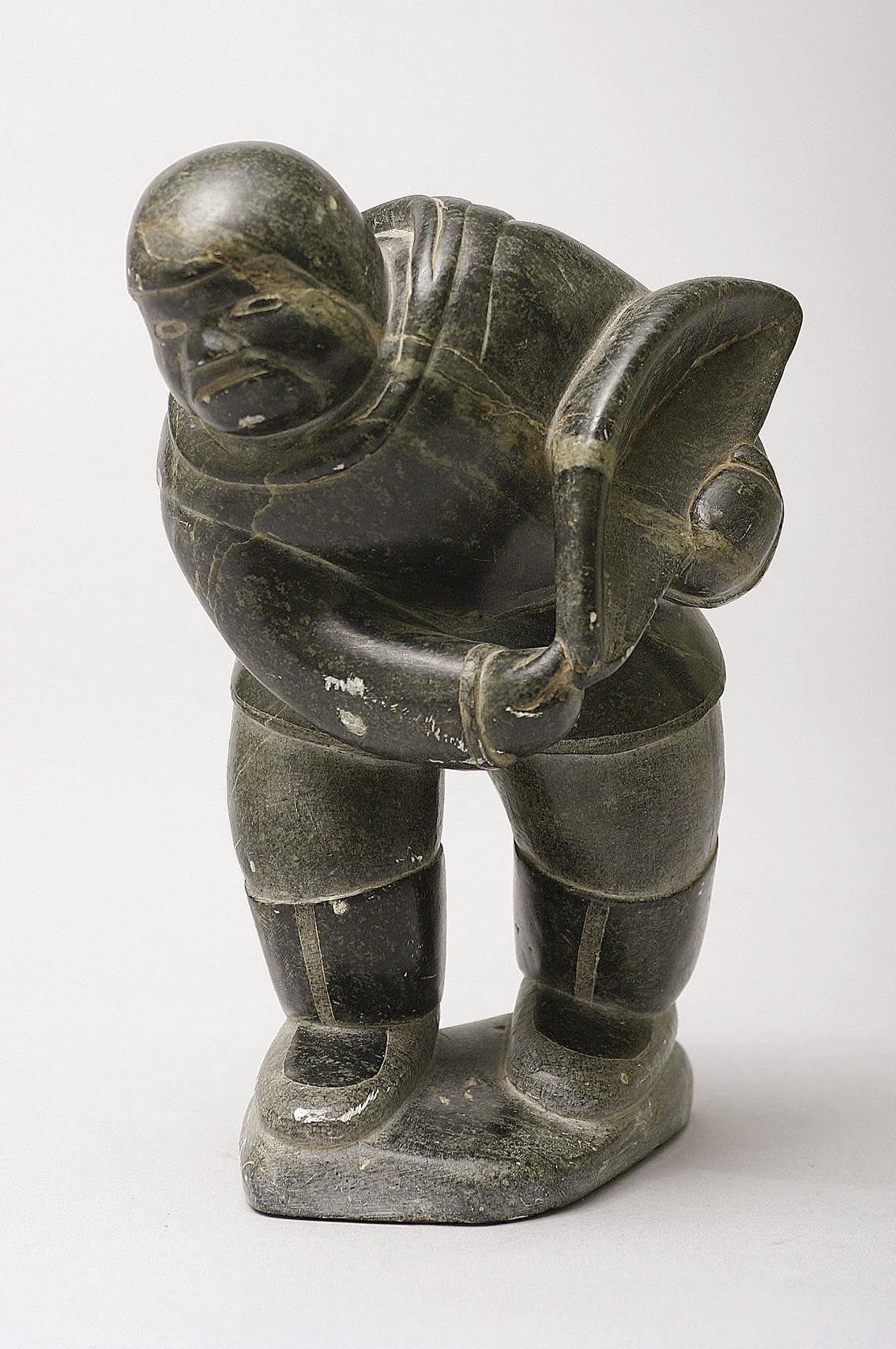 An Art-Déco figure 'Eskimo'