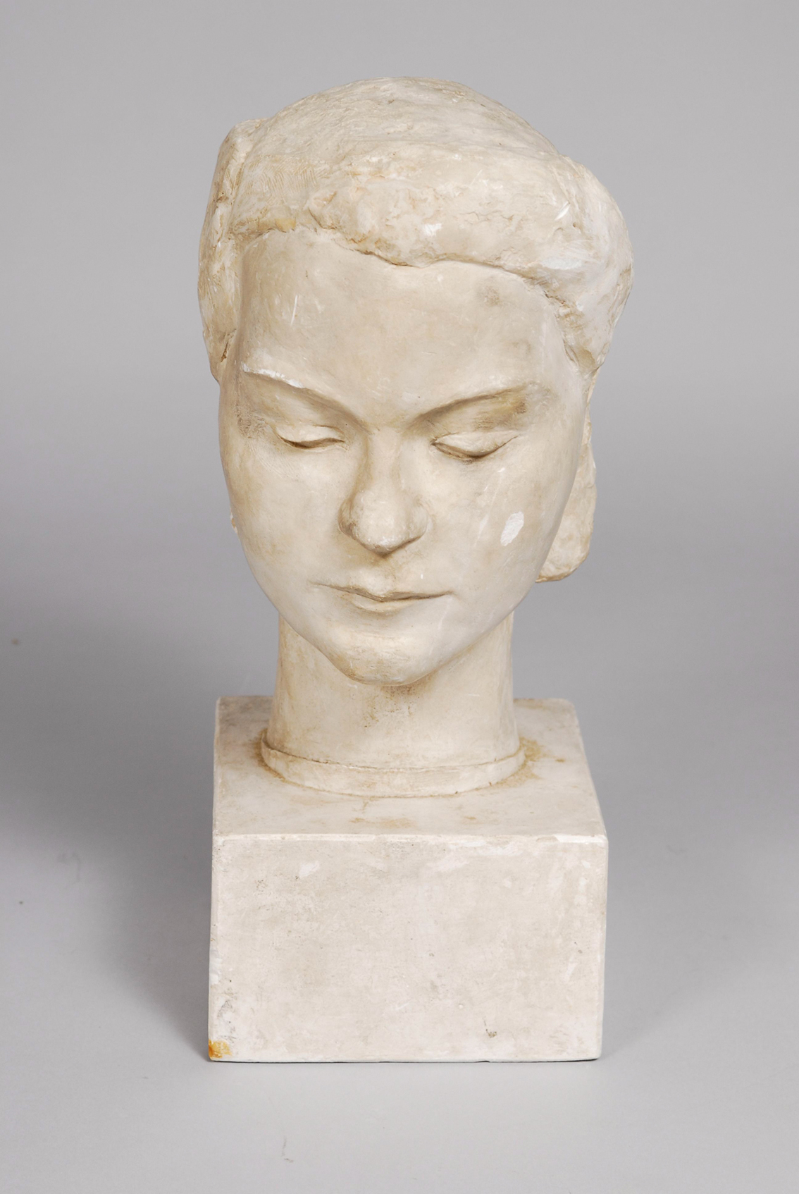 A large bust 'Young woman'