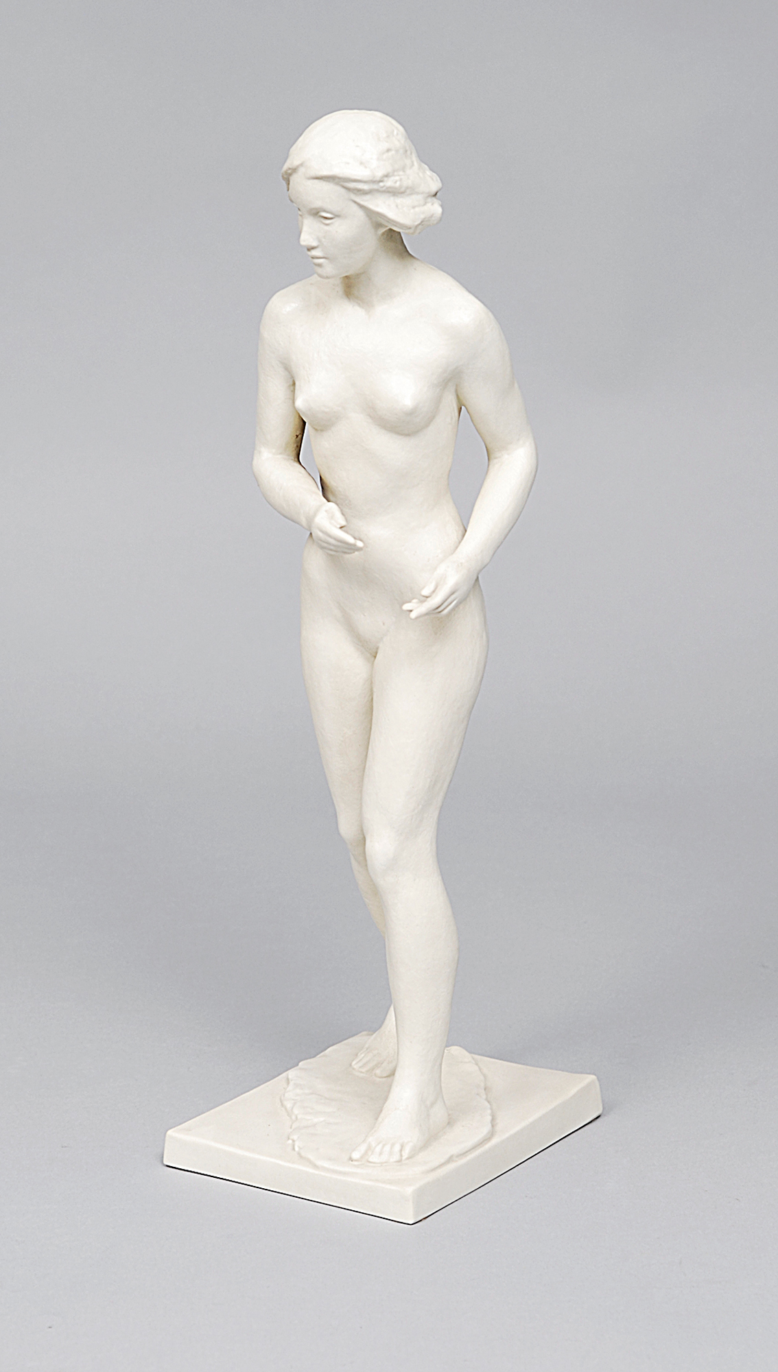 A female nude 'walking woman'