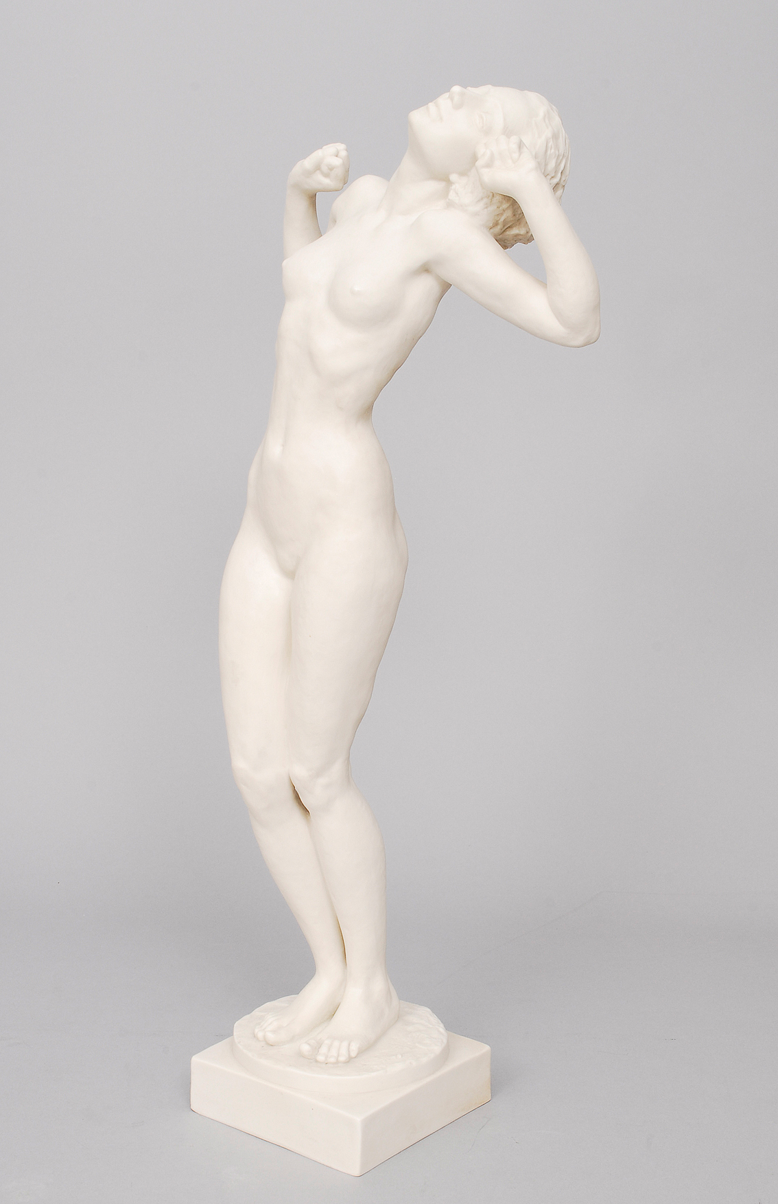A large figure of a female nude