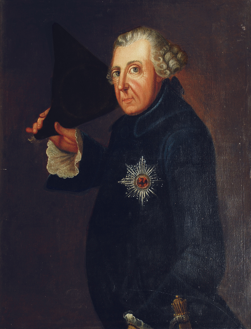 Friedrich the Great of Prussia