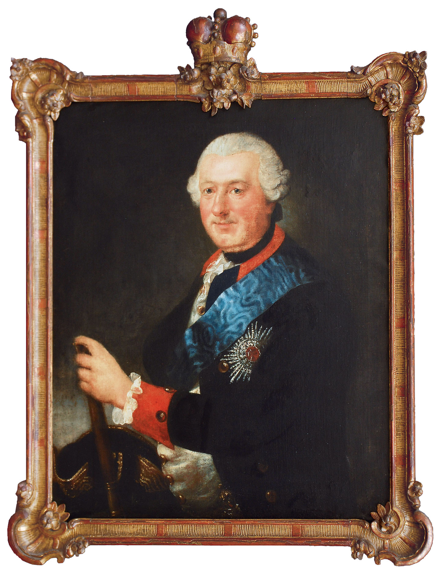 Portrait of a Prussian nobleman