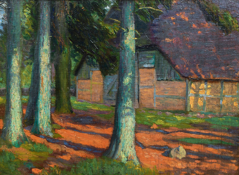 Cottage at the Wood