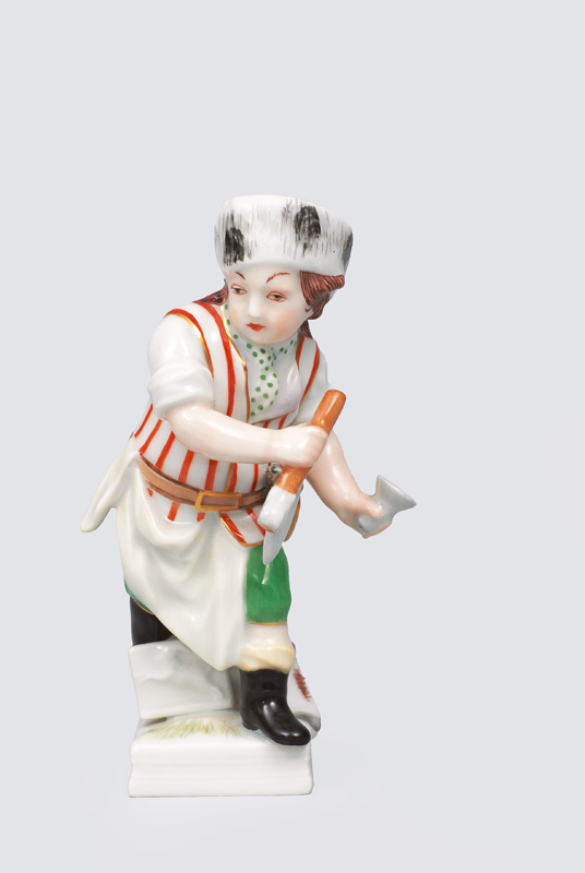 "A month figurine ""December"""
