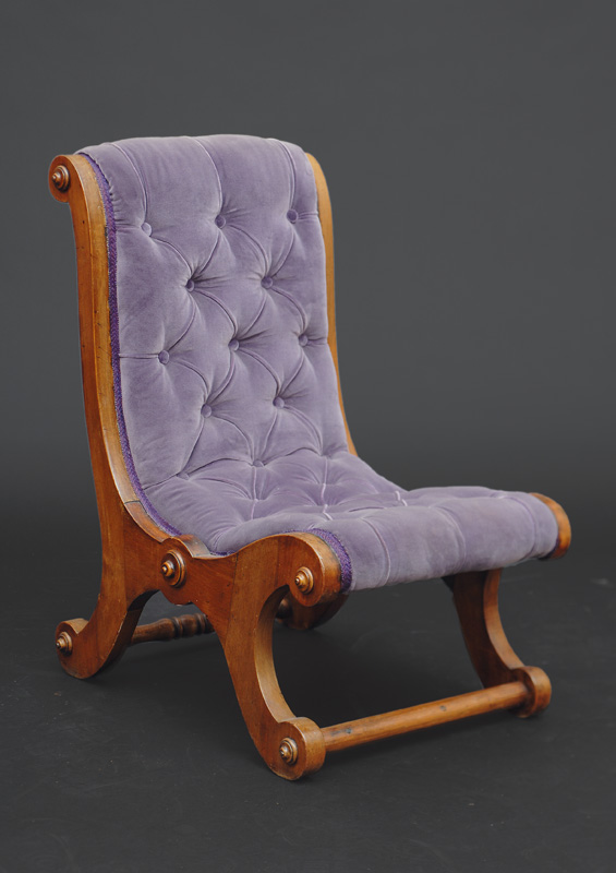 An english child chair