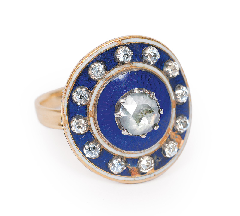 Louis-Seize-Diamant-Ring