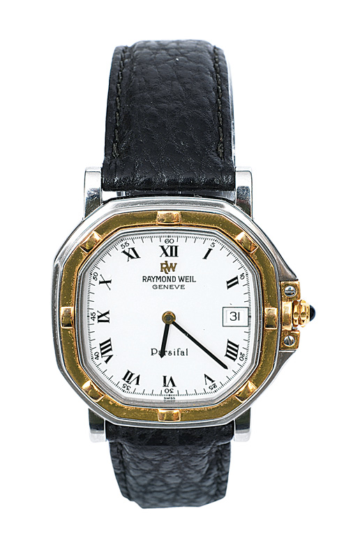 "A watch ""Parsifal"" by Raymond Weil"