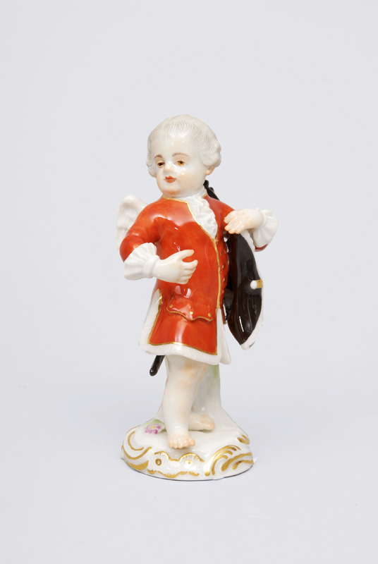 "A figurine ""Small disguised amoretto"""