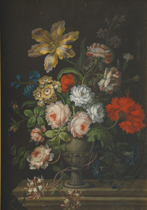 Summerly Bouquet of Flower in Pomp Vase