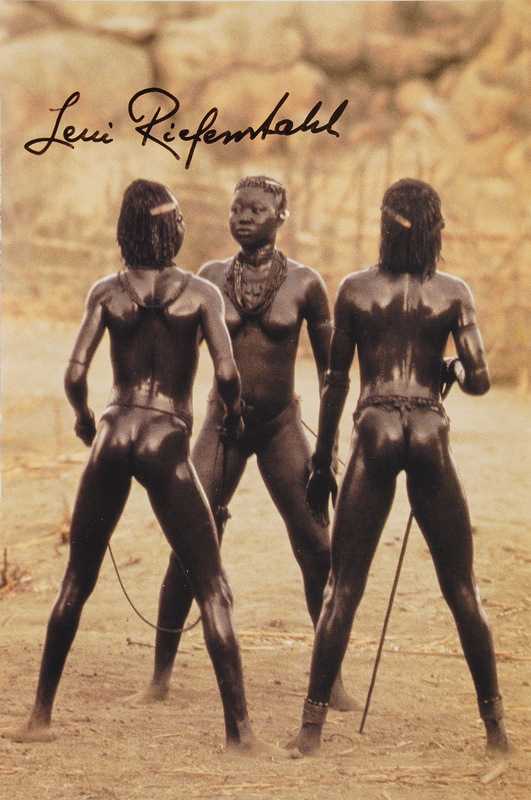 Three Nuba Women