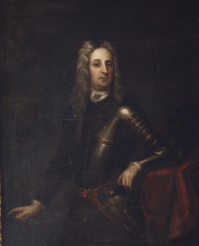 Portrait of Count Henry of Nassau Auverquerque