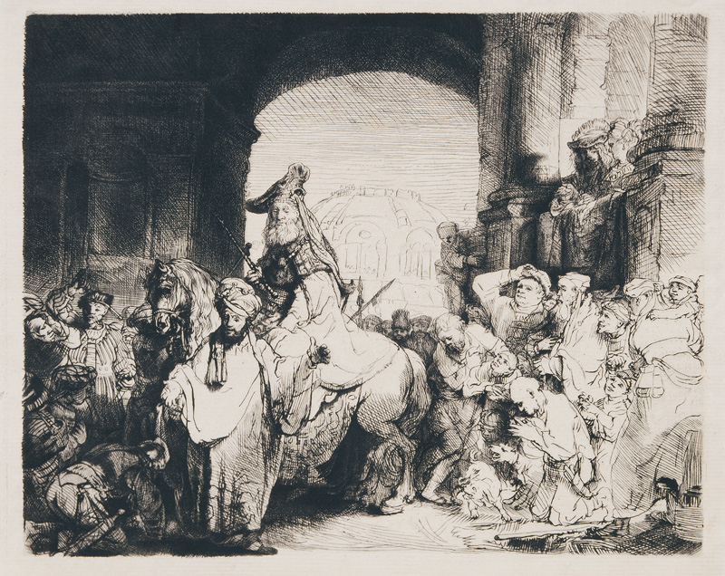 The Triumph of Mordecai