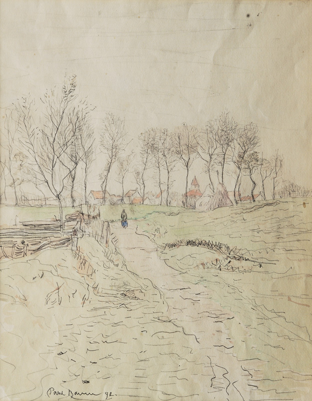 Dutch Village in early Spring