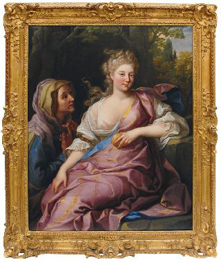 Portrait of a Lady as Pomona