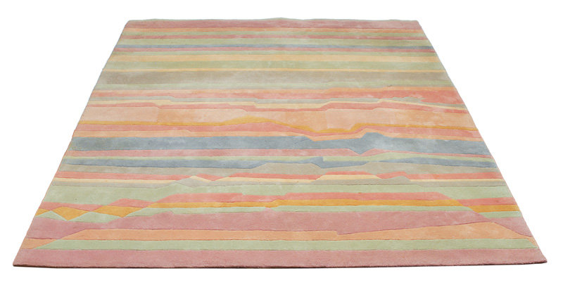 "A modern carpet ""Sunset"""
