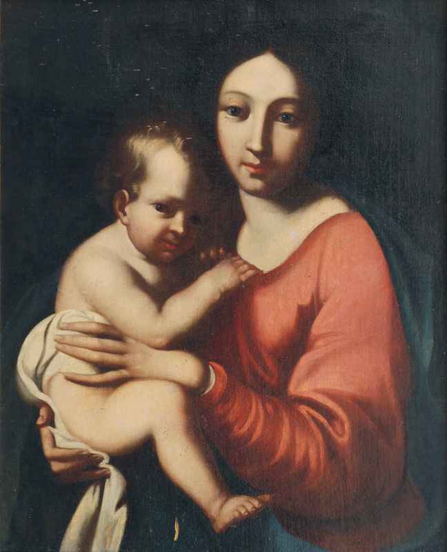Mary and the Child