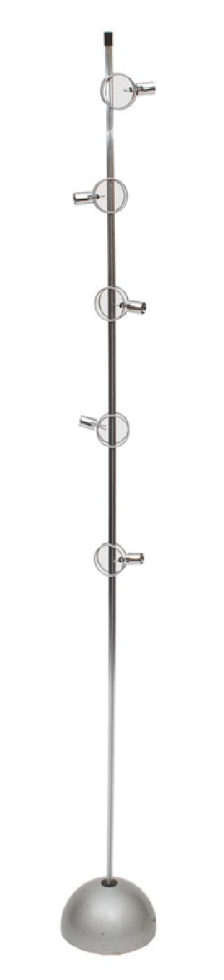 "A floor lamp ""Clip"" of the serie ""Contempora"""