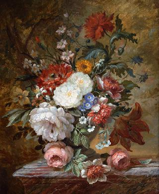 Magnificent Flower Still Life