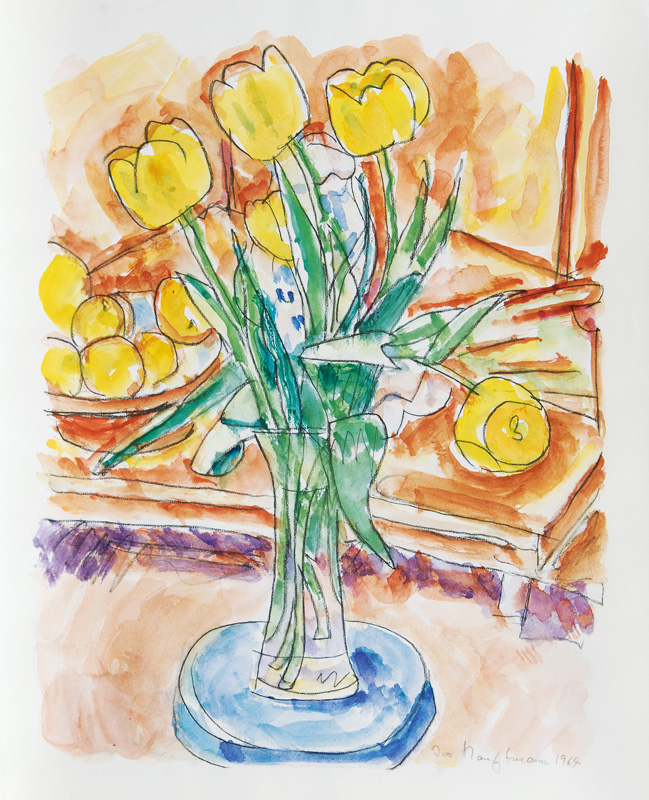 Still Life with Daffodills