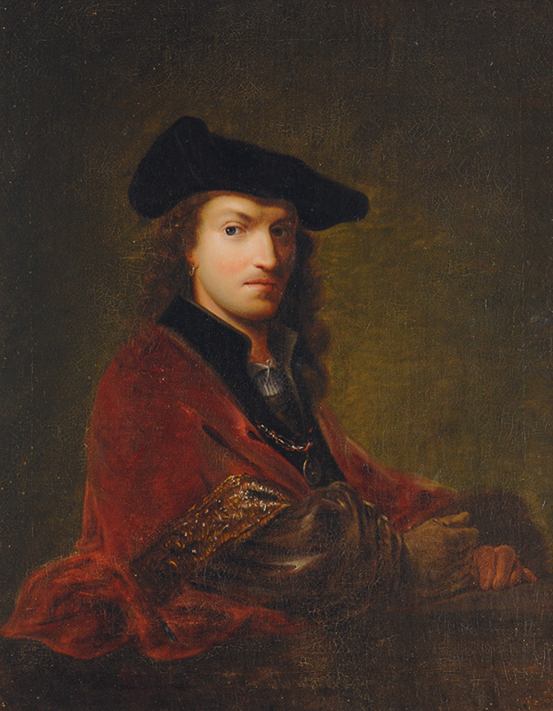 Portrait of a Gentleman with Beret