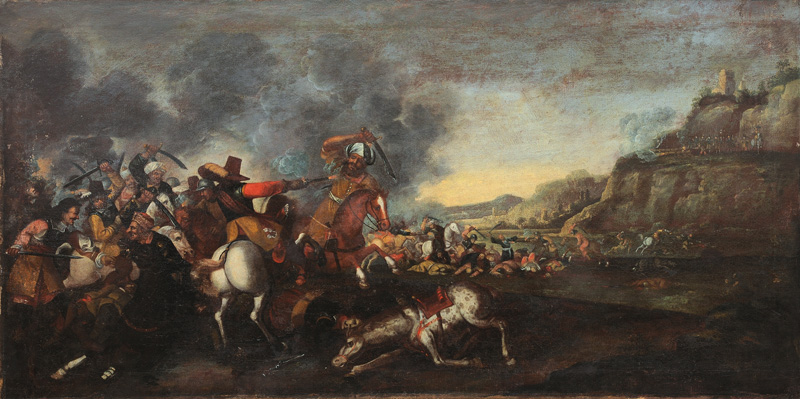 Companion Pieces: Battle Scenes from the Ottoman Wars