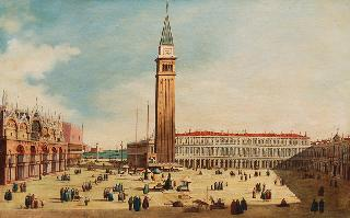 "St. Mark""s Square in Venice"