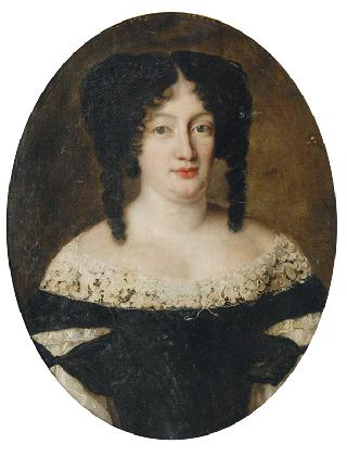 Portrait of Maria Virginia Borghese Chigi
