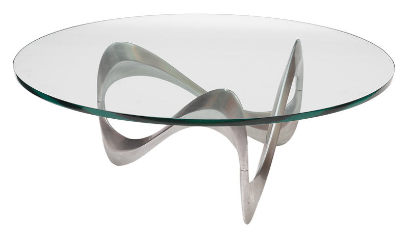 "A modern couch table ""Snake"""