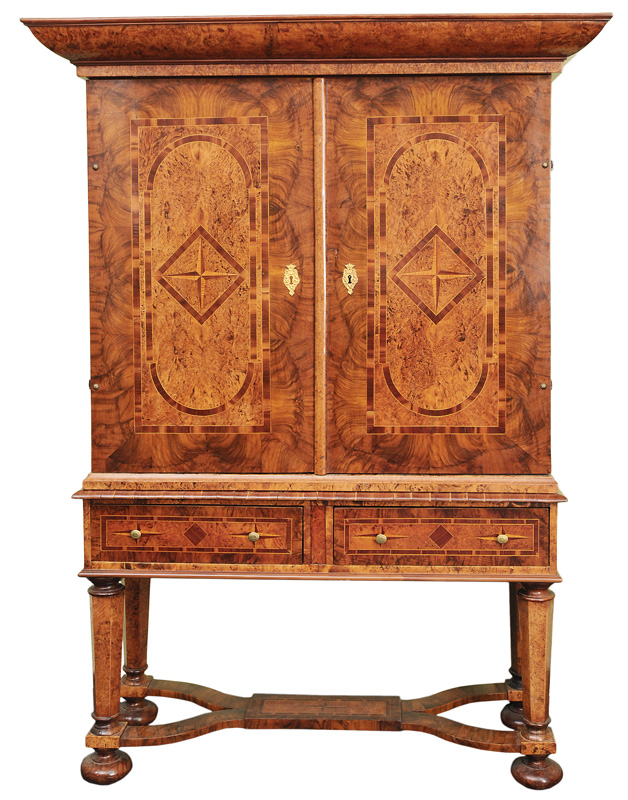An early Baroque cabinet