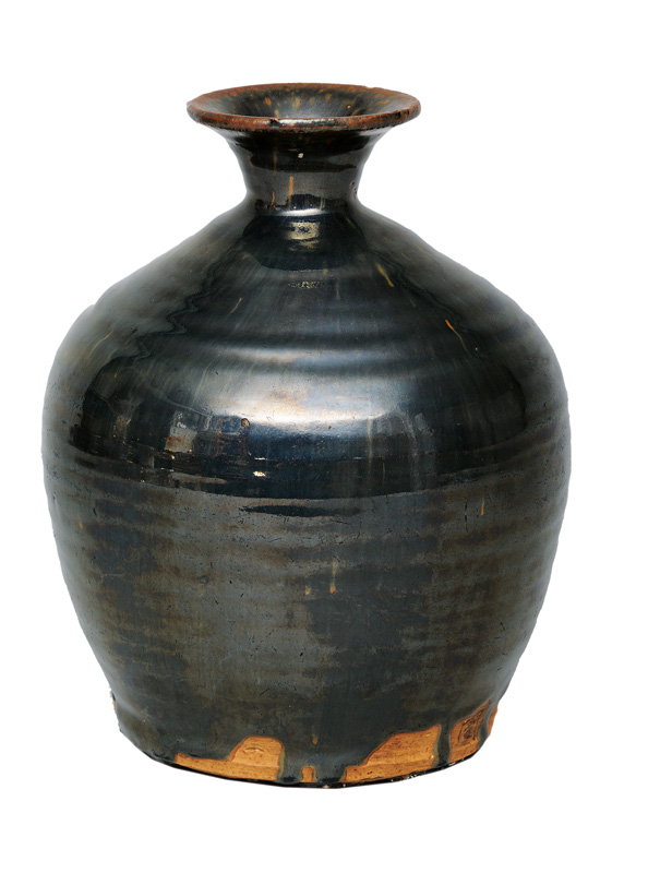 A bellied jar