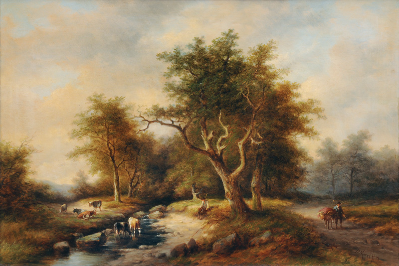 Romantic Landscape