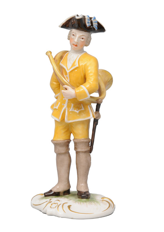 "A figurine ""Hornblower"""