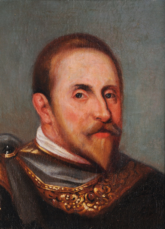 Portrait of the Archduke Albrecht VII of Austria