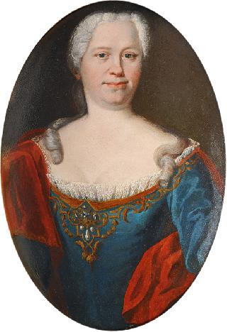Portrait der Maria Theresia