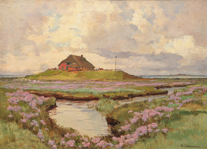 Spring on a Holm