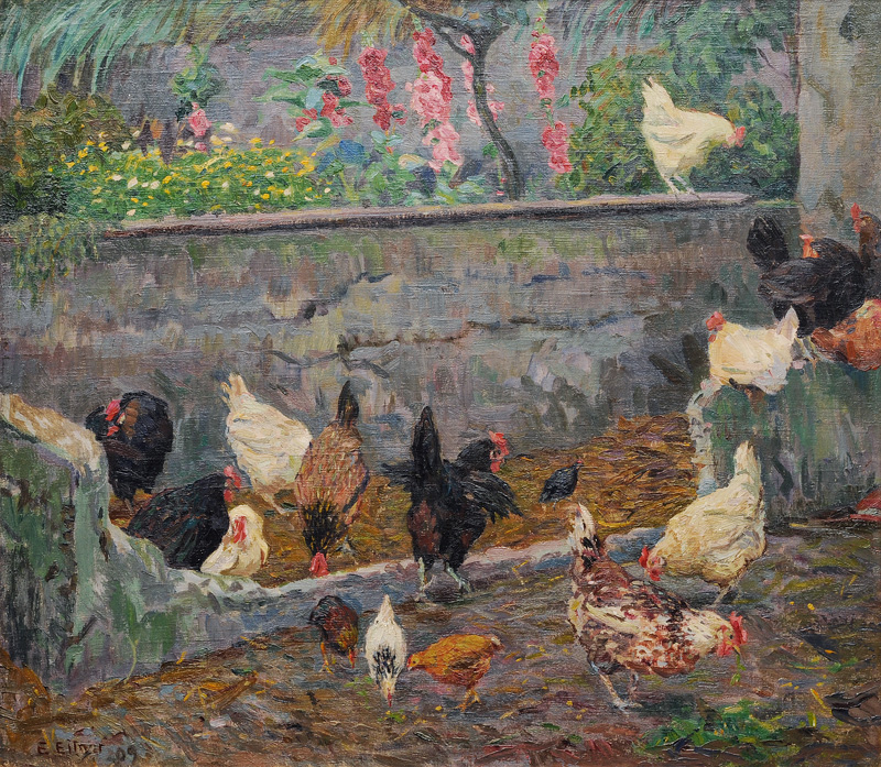 In the Chicken Run