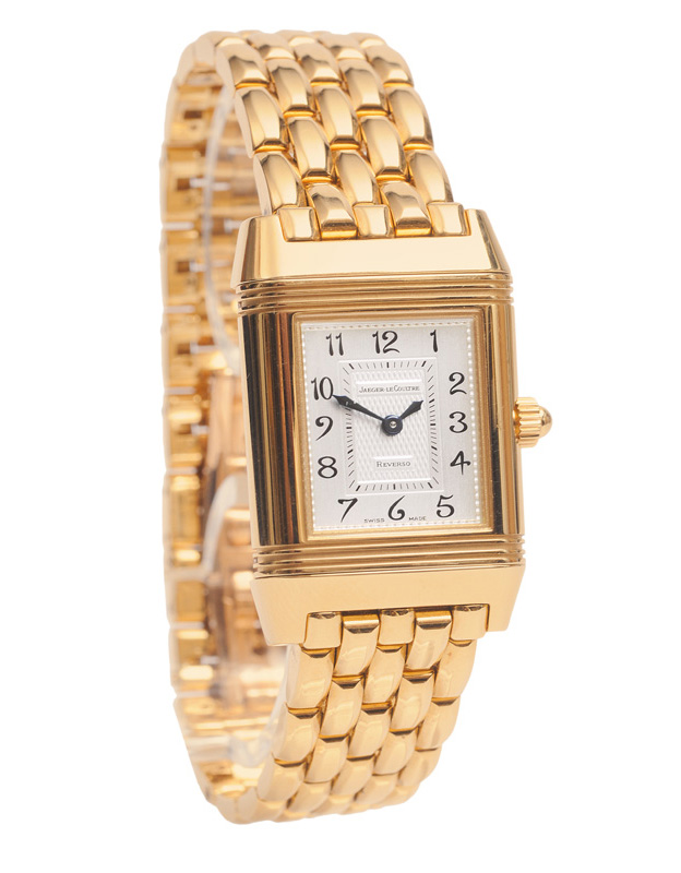 "A ladies watch ""Reverso Duetto"""