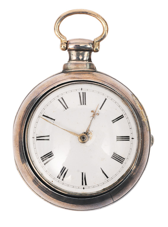 An english spindle watch