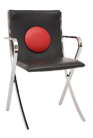 "A chair ""Red circle"""