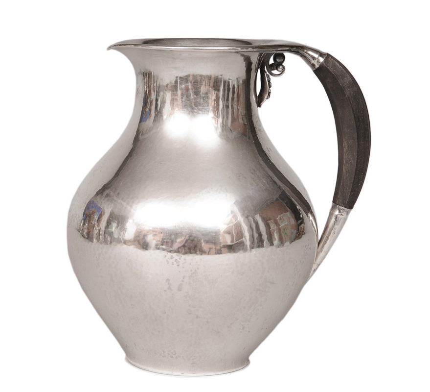 A Georg Jensen water jug