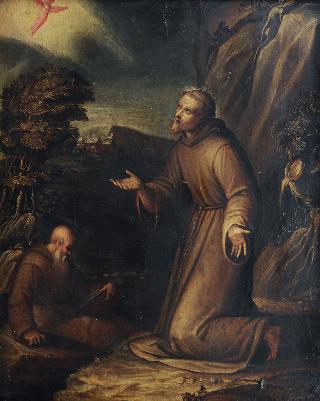 Stigamate of St. Francis