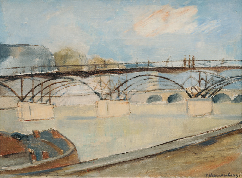 Brücke in Paris