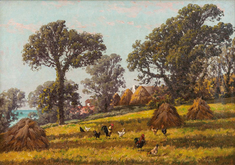 Rural Idyll in Brittany