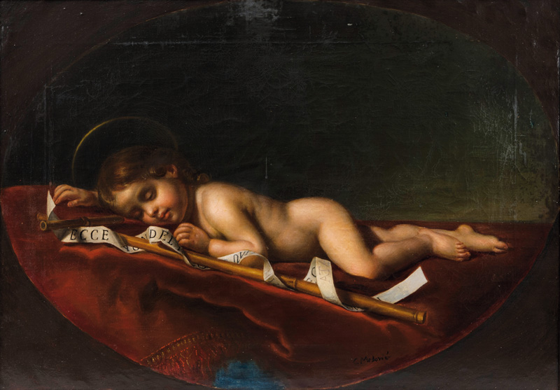 Infant St. John the Baptist