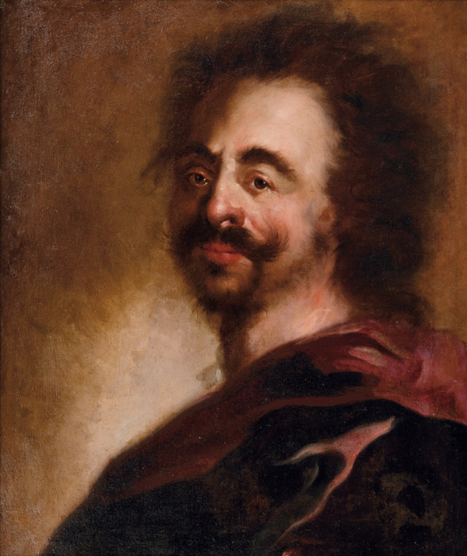 Pasticcio Portrait of Tsar Peter the Great