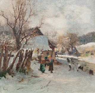 Winterly Idyll