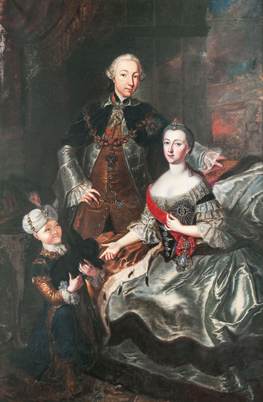 Catherine the Great and Tsar Peter III
