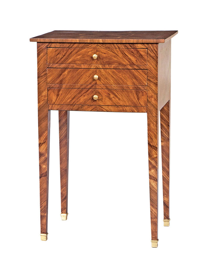 A fine commode of Louis Seize style